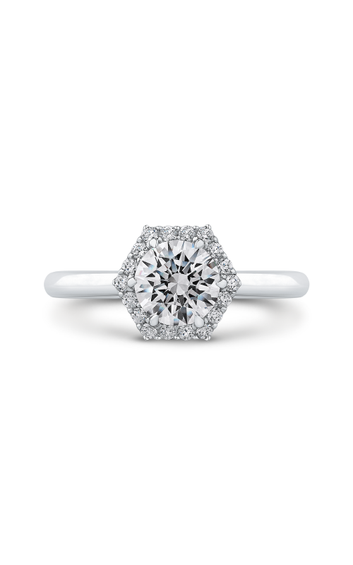 Shah Luxury Carizza Engagement ring CA0290EK-37W-1.00 product image
