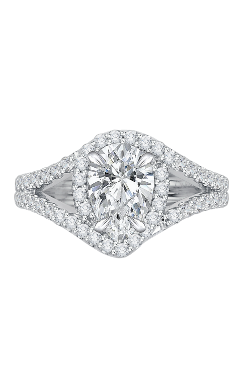 Shah Luxury Carizza Engagement ring CAA0057E-37W product image