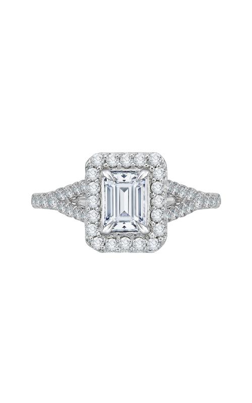 Shah Luxury Carizza Engagement ring CAE0033E-37W product image