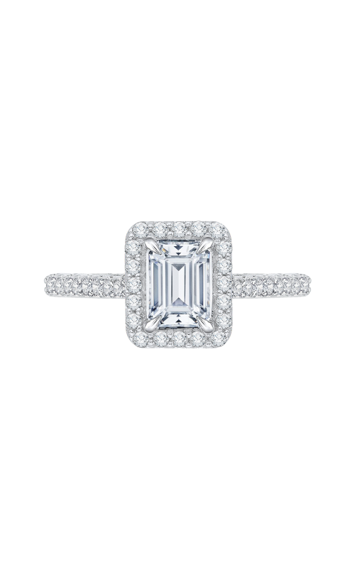 Shah Luxury Carizza Engagement ring CAE0034E-37W product image
