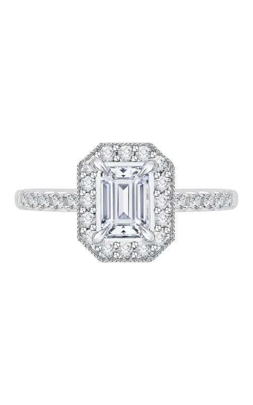 Shah Luxury Carizza Engagement ring CAE0058E-37W product image