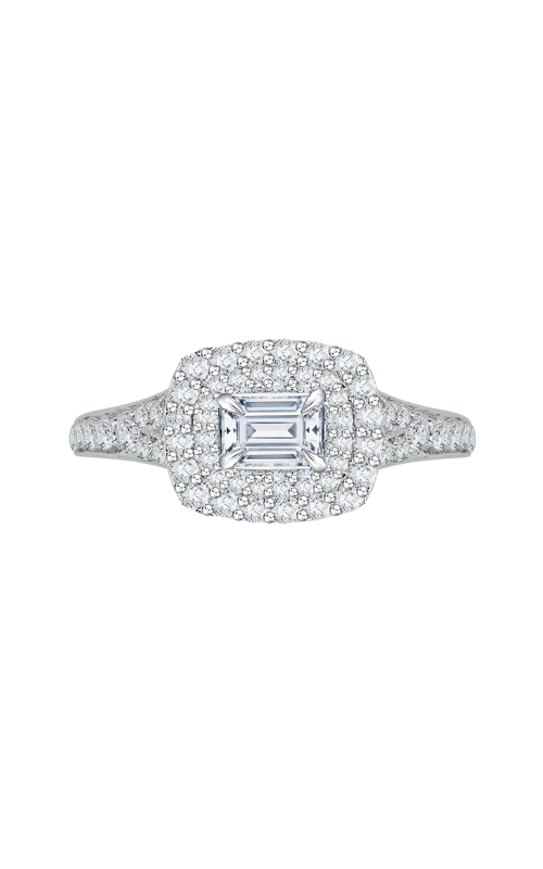 Shah Luxury Carizza Engagement ring CAE0062E-37W product image