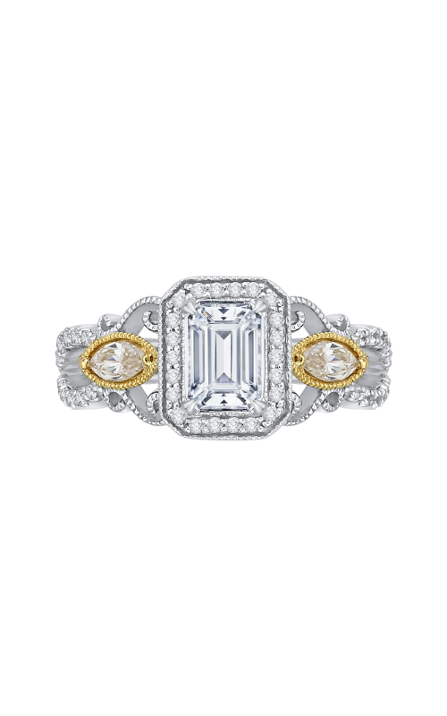 Shah Luxury Carizza Engagement ring CAE0175EH-37WY product image