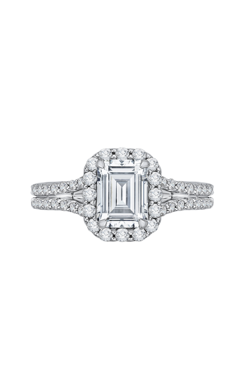 Shah Luxury Carizza Engagement ring CAE0193EH-37WY-1.50 product image