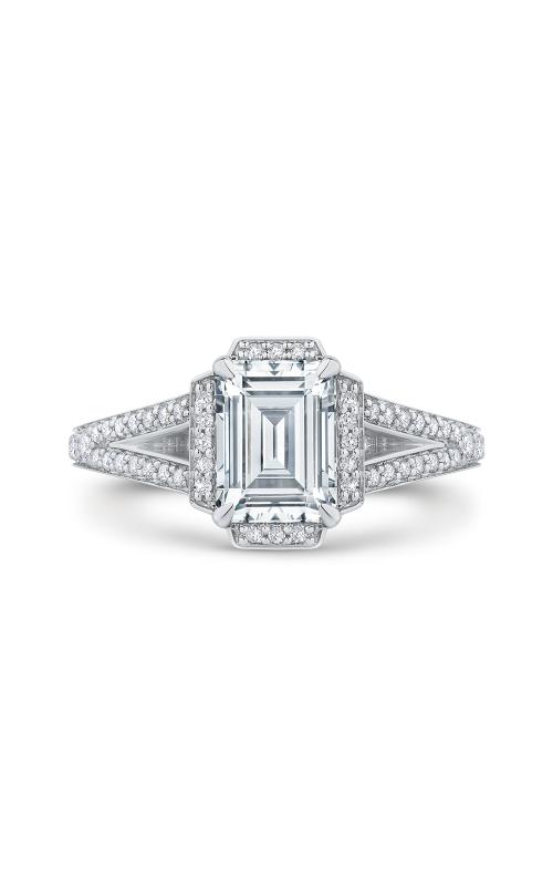 Shah Luxury Carizza Engagement ring CAE0245EHK-37W-1.50 product image