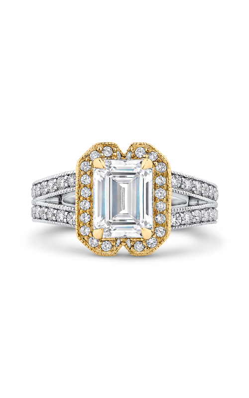 Shah Luxury Carizza Engagement ring CAE0250EQ-37WY-2.00 product image