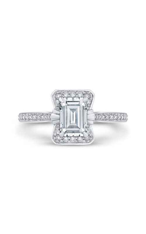Shah Luxury Carizza Engagement ring CAE0262EH-37W-1.00 product image
