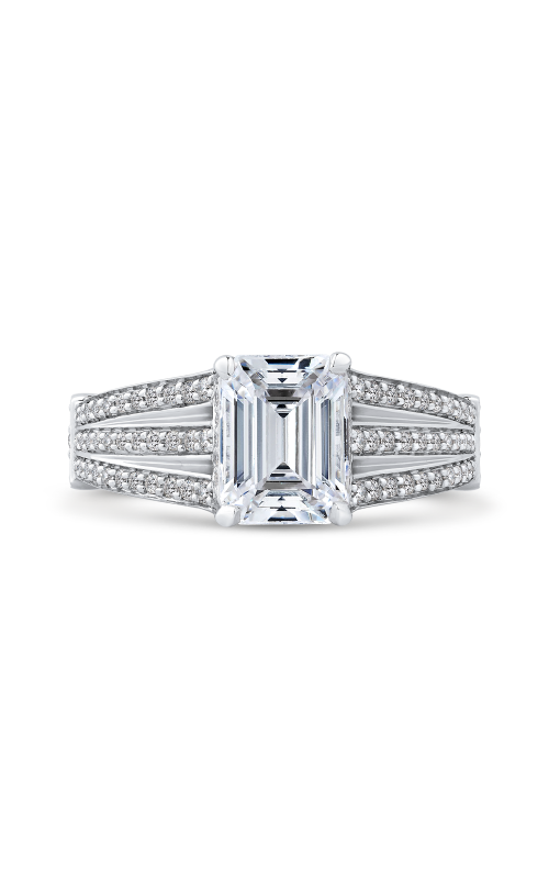 Shah Luxury Carizza Engagement ring CAE0287EH-37W-2.00 product image