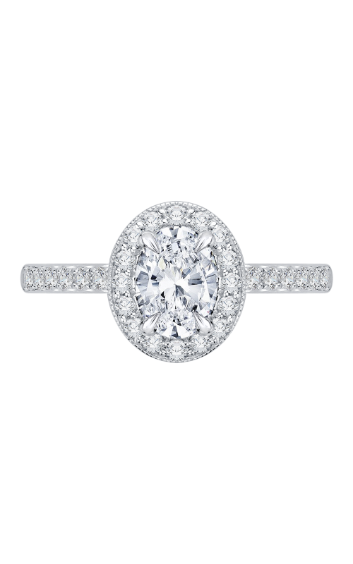 Shah Luxury Carizza Engagement ring CAO0058E-37W product image