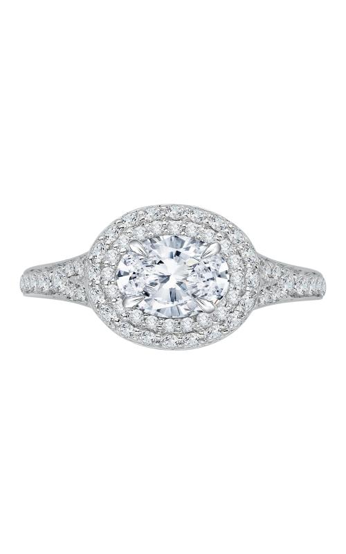 Shah Luxury Carizza Engagement ring CAO0062E-37W product image