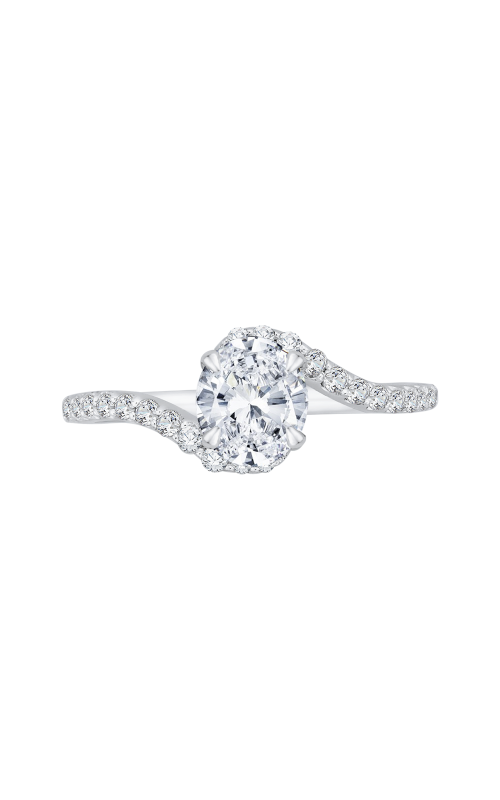 Shah Luxury Carizza Engagement ring CAO0137EH-37W product image