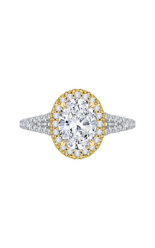 Shah Luxury Carizza Engagement ring CAO0179EH-37WY-1.50 product image