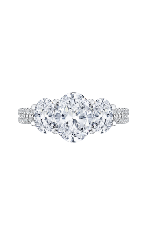 Shah Luxury Carizza Engagement ring CAO0190EH-37W-1.75 product image