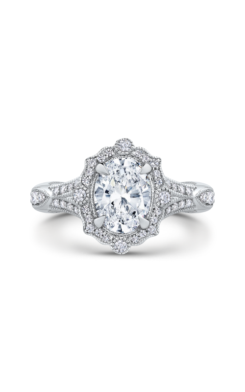Shah Luxury Carizza Engagement ring CAO0239E-37W-1.50 product image