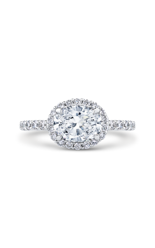 Shah Luxury Carizza Engagement ring CAO0243EH-37W-1.50 product image