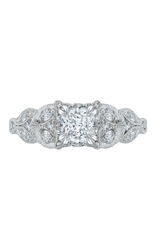 Shah Luxury Carizza Engagement ring CAP0043E-37W product image