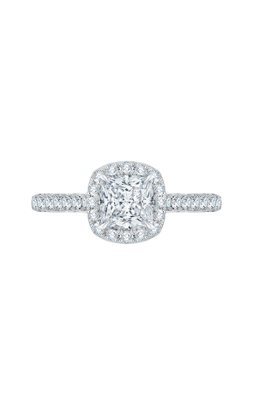 Shah Luxury Carizza Engagement ring CAP0085E-37W product image