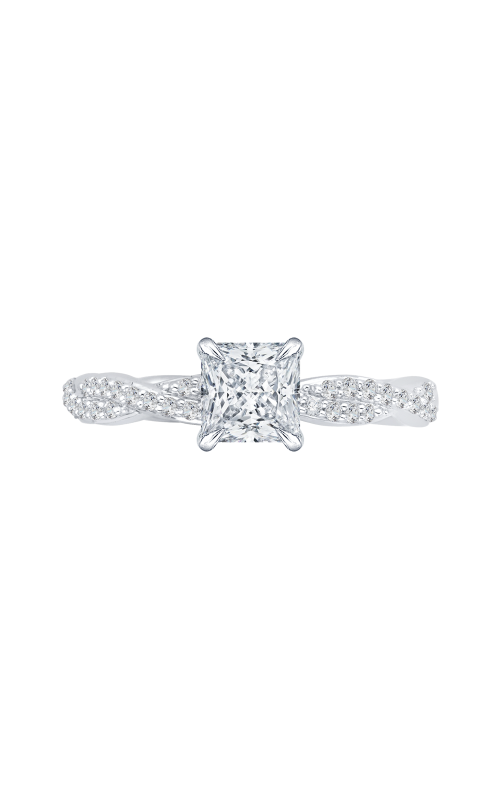 Shah Luxury Carizza Engagement ring CAP0088E-37W product image