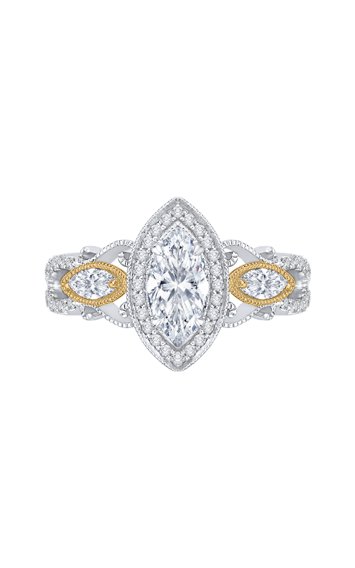 Shah Luxury Carizza Engagement ring CAQ0175EH-37WY product image