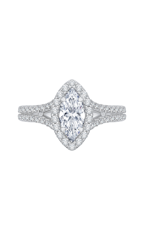 Shah Luxury Carizza Engagement ring CAQ0193EH-37WY-1.50 product image