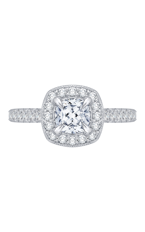 Shah Luxury Carizza Engagement ring CAU0058E-37W product image