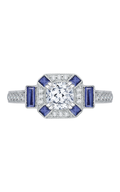 Shah Luxury Carizza Engagement ring CAU0064EK-S37W product image