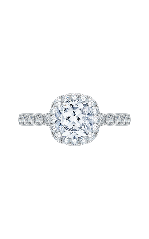 Shah Luxury Carizza Engagement ring CAU0084E-37WY product image