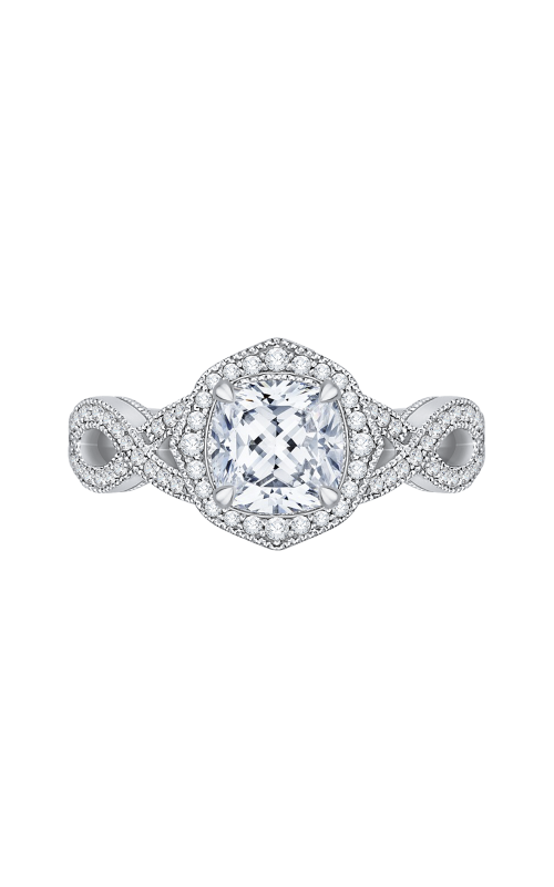 Shah Luxury Carizza Engagement ring CAU0173EH-37WY-1.50 product image