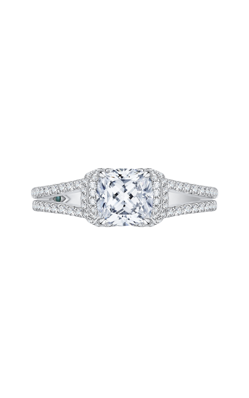 Shah Luxury Carizza Engagement ring CAU0184E-37W-1.50 product image