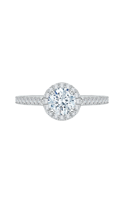 Shah Luxury Carizza Engagement ring PR0013EC-02W product image