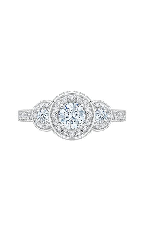 Shah Luxury Promezza Engagement ring PR0019EC-02W product image