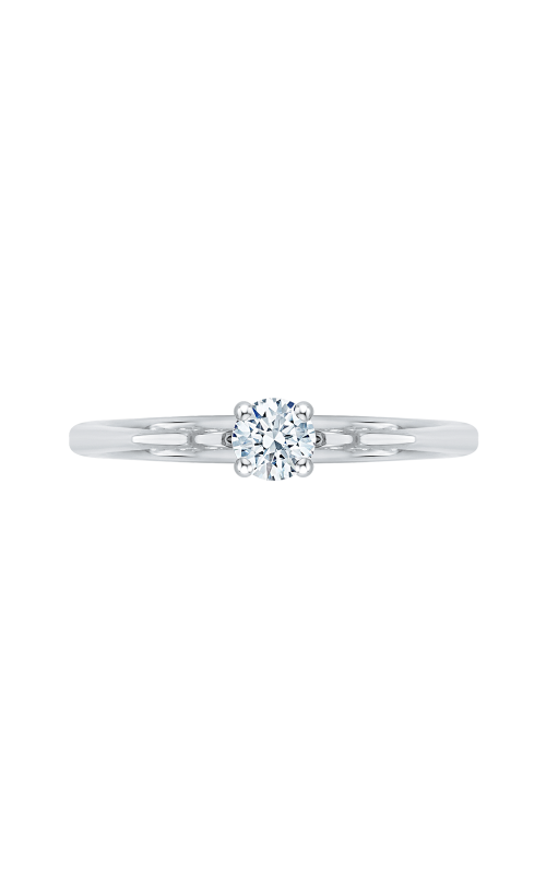 Shah Luxury Promezza Engagement ring PR0020EC-02W-.33 product image