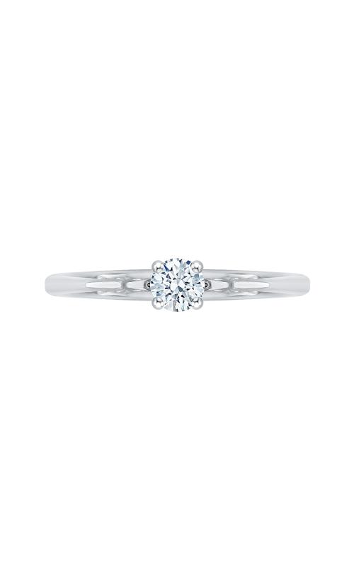 Shah Luxury Promezza Engagement ring PR0020EC-02W-.33 product image