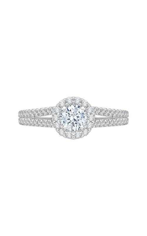 Shah Luxury Promezza Engagement ring PR0026EC-02W product image