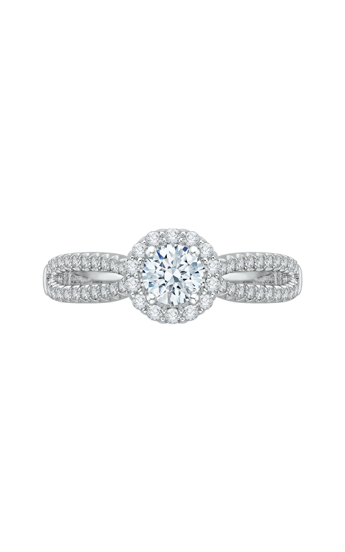 Shah Luxury Promezza Engagement ring PR0031EC-02W product image