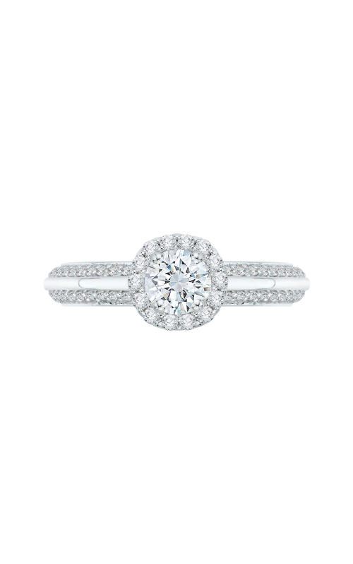Shah Luxury Promezza Engagement ring PR0039EC-02W product image