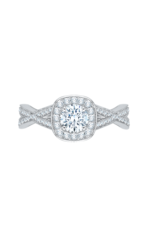 Shah Luxury Promezza Engagement ring PR0063EC-02W product image