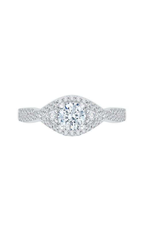 Shah Luxury Promezza Engagement ring PR0064EC-02W product image
