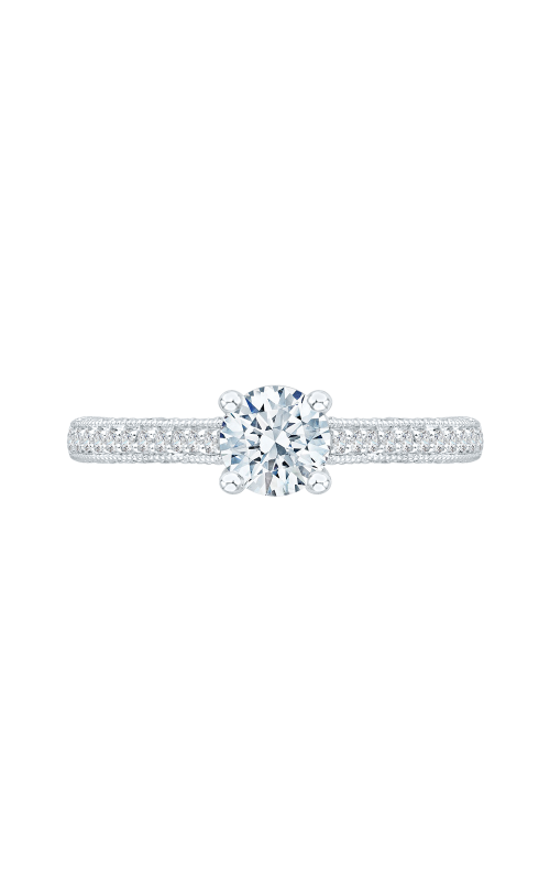 Shah Luxury Promezza Engagement ring PR0068EC-02W product image