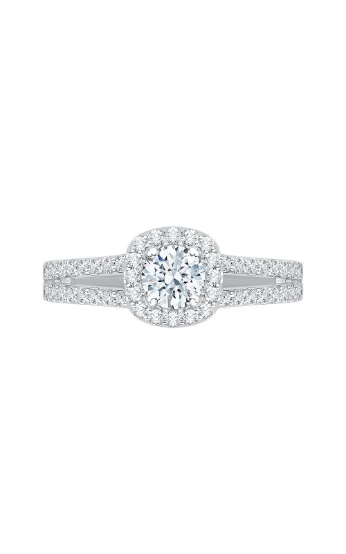 Shah Luxury Promezza Engagement ring PR0069EC-02W product image