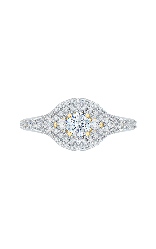 Shah Luxury Promezza Engagement ring PR0081EC-44WY product image