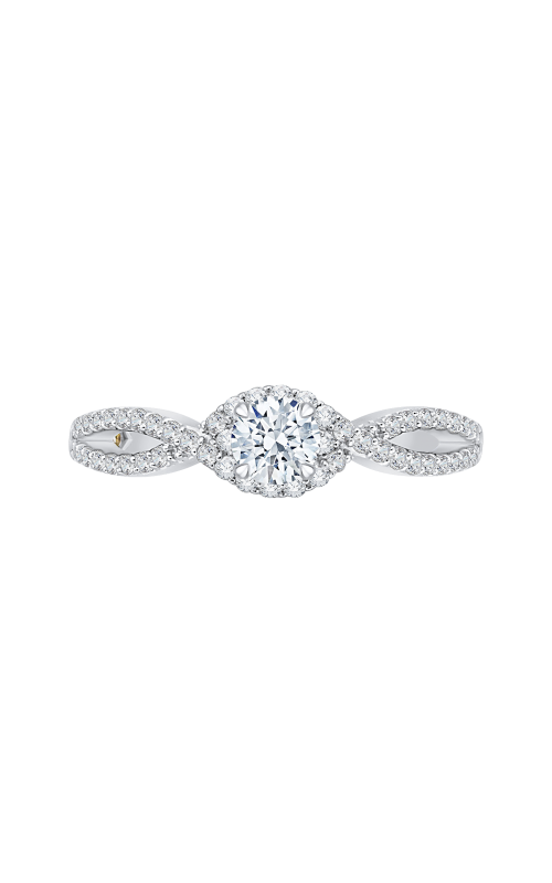 Shah Luxury Promezza Engagement ring PR0089EC-44W product image