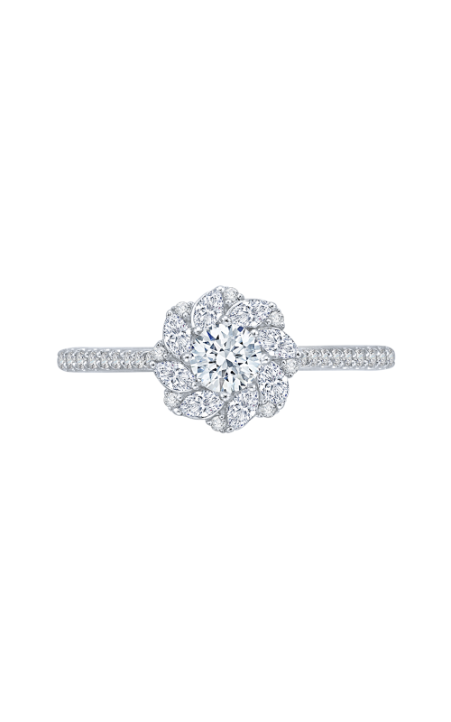 Shah Luxury Promezza Engagement ring PR0090EC-44W product image