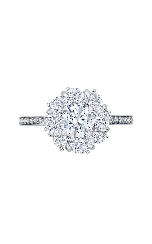 Shah Luxury Promezza Engagement ring PR0094ECH-44W product image
