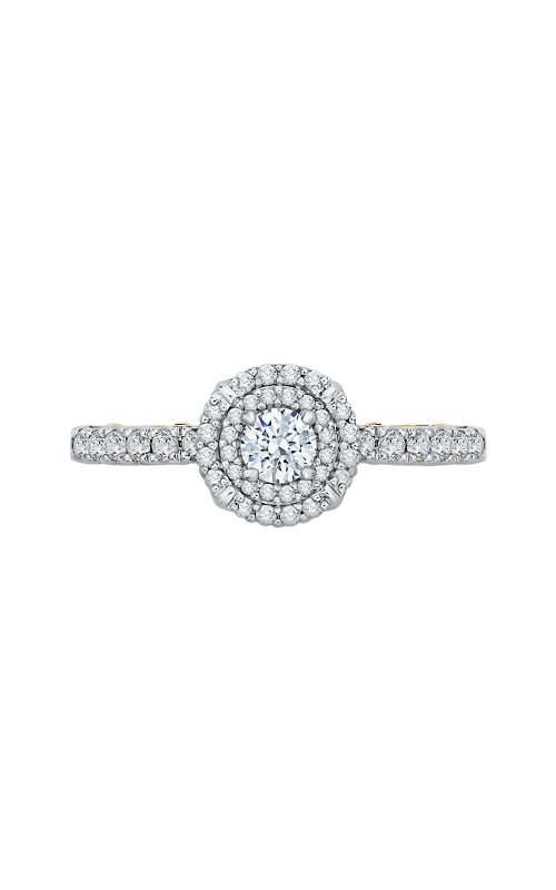 Shah Luxury Promezza Engagement ring PR0098ECH-44WY-.25 product image
