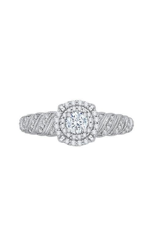 Shah Luxury Promezza Engagement ring PR0108ECH-44W-.25 product image