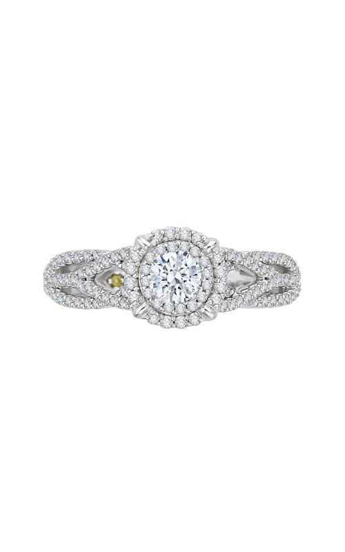 Shah Luxury Promezza Engagement ring PR0109ECQ-44W-.33 product image
