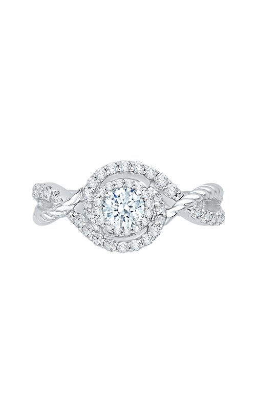 Shah Luxury Promezza Engagement ring PR0110ECH-44W-.33 product image