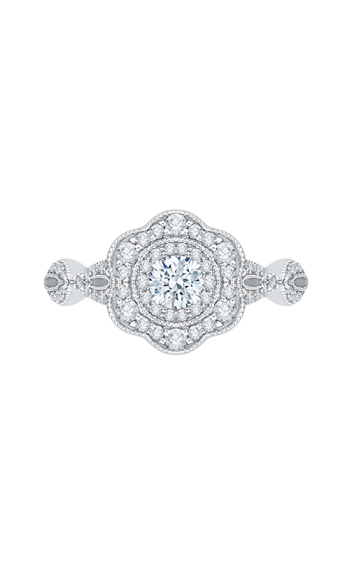 Shah Luxury Promezza Engagement ring PR0115ECQ-44W-.25 product image