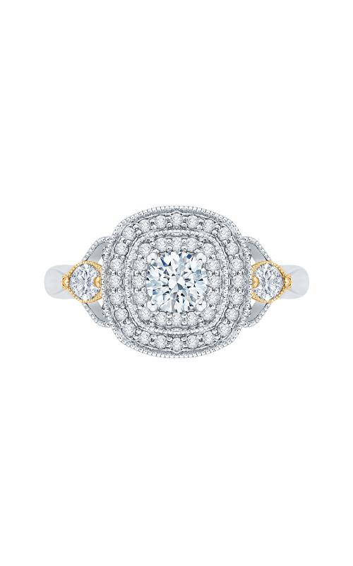 Shah Luxury Promezza Engagement ring PR0116EC-44WY-.33 product image
